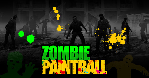 ZombiePaintball.com - Find Zombie Paintball Near You